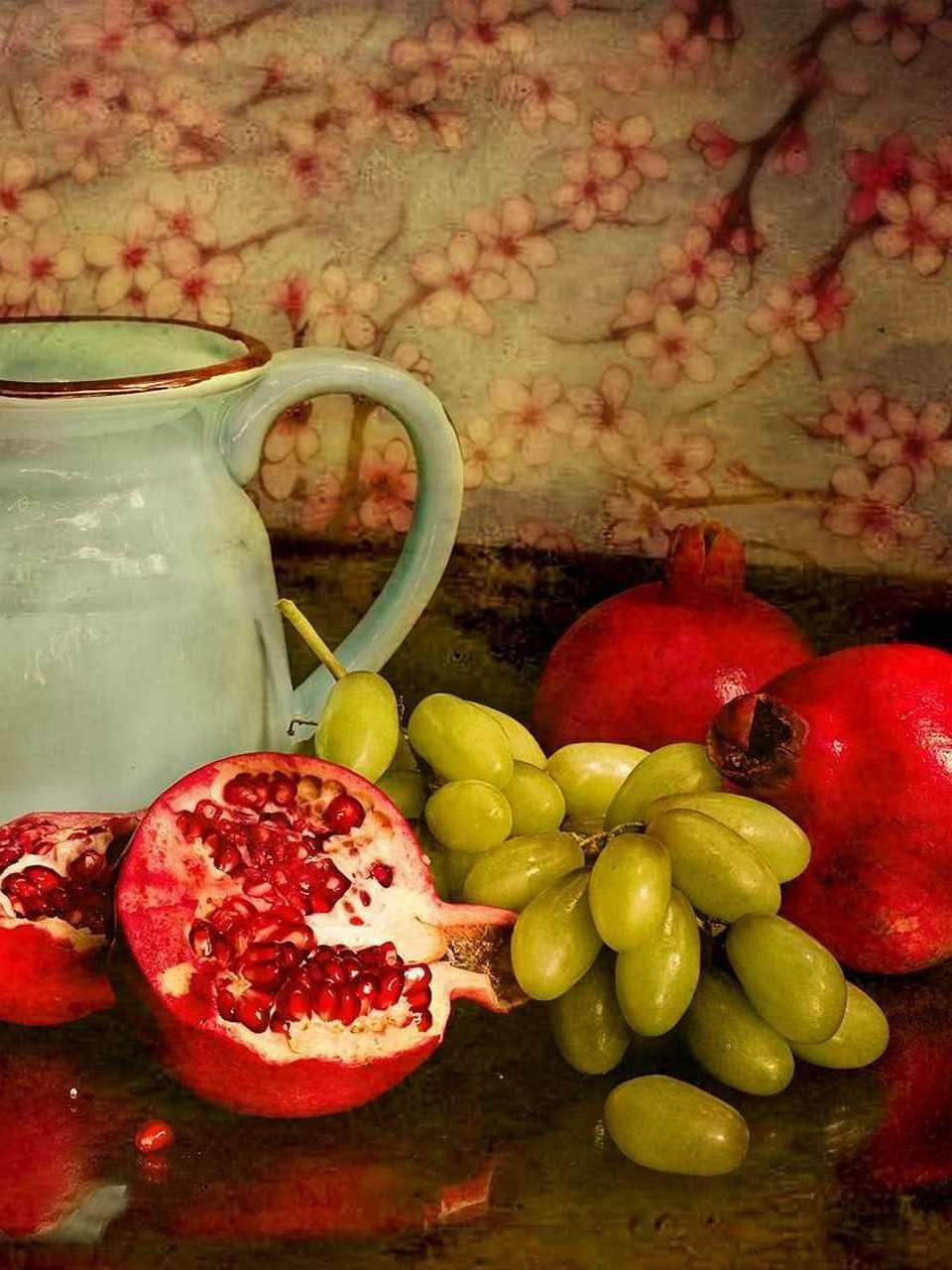 Piškótové cesto a ovocie